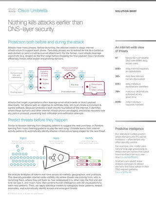 DNS-Layer Network Security