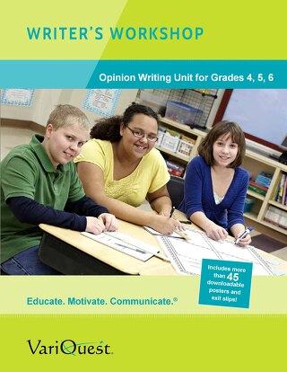 VariQuest Opinion Writing Unit