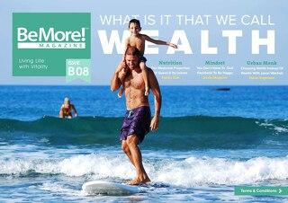 BeMore! Magazine August 2016