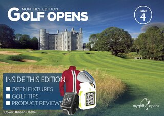 Golf Opens Digital Magazine - Issue 4