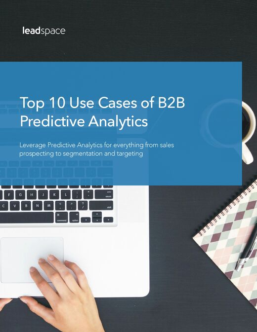 Top 10 Use Cases of B2B Predictive Analytics