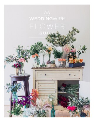 WeddingWire Flower Guide 2016