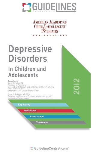 Depressive Disorders in Children & Adolescents