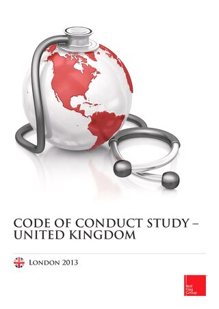 Code of conduct study - United Kingdom