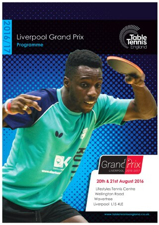 2016/17 Liverpool Grand Prix online programme