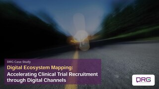 Case Study: Clinical Trial Patient Recruitment through Digital Channels