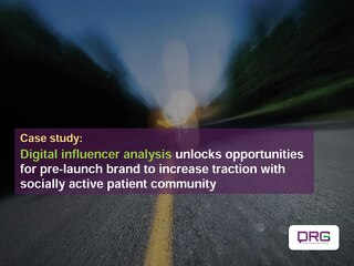 Case Study: Digital Influencer Mapping for Pre-Launch Pharma Brand
