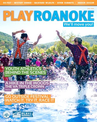 PLAY Magazine Fall 2016