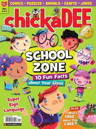 chickaDEE Sept'16