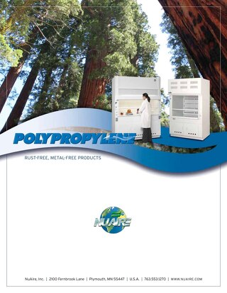 [Brochure] Polypropylene Laboratory Equipment