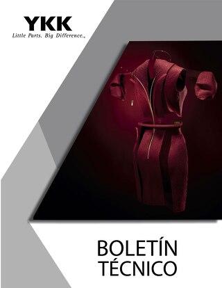 Boletin Tecnico YKK 2017 clientes