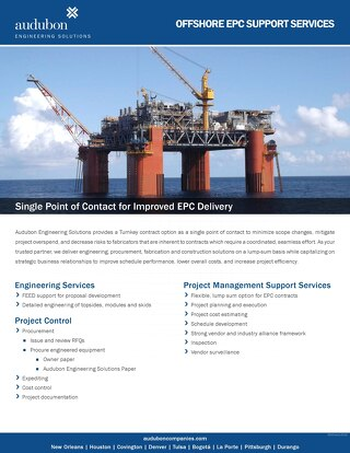 EPC Support Services
