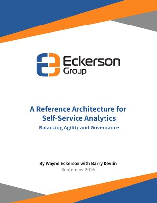A Reference Architecture for Self-Service Analytics: Balancing Agility and Governance in the Modern Era - Eckerson Group