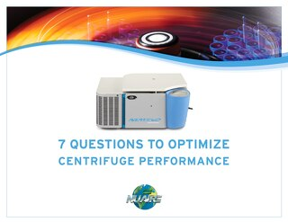 [ebook] Laboratory Centrifuge Buying Guide
