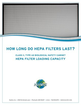 How Long do HEPA Filters Last