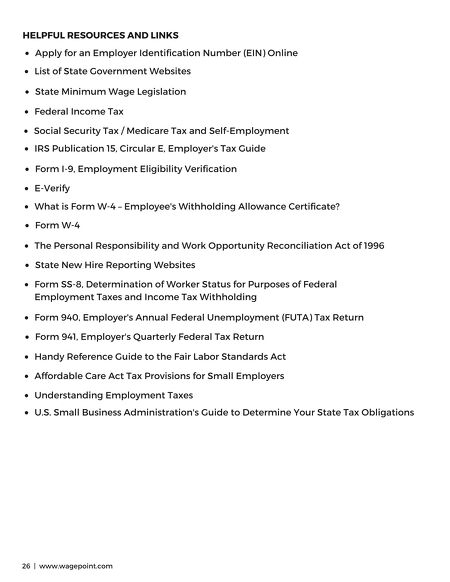 Whitepapers Guides E Books The United States Of Payroll