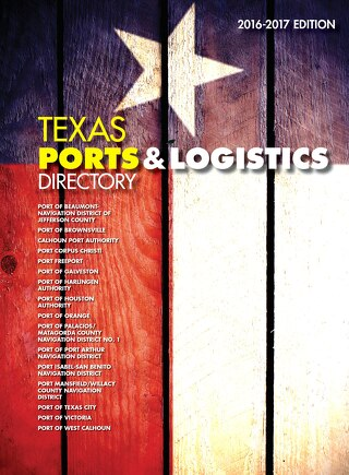 Texas Ports and Logistics Directory, Sept. 2016