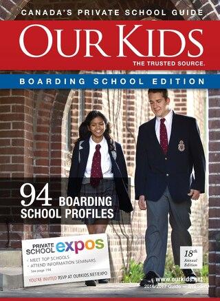 2016/17 Boarding School Edition