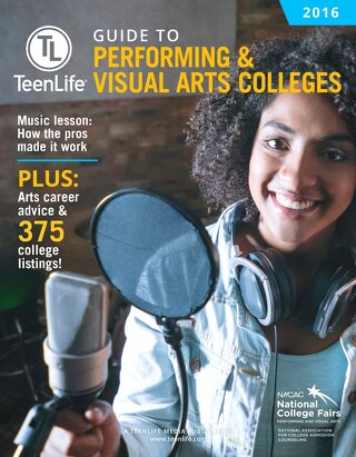 2016 Guide to Performing and Visual Arts