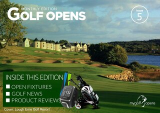 Golf Opens Digital Magazine - Issue 5