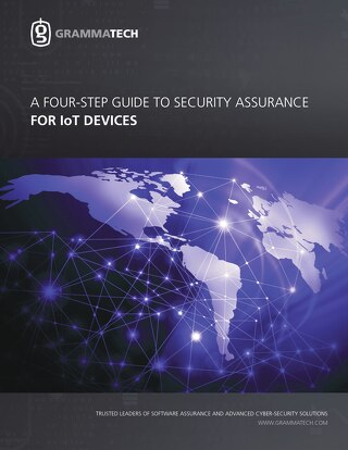 A Four-Step Guide to Security Assurance for IoT Devices