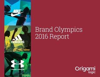 Brand Olympics 2016 Report