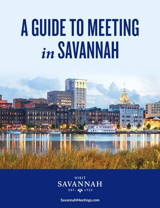 Visit Savannah Meeting Planner