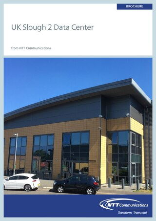 UK Slough 2 Data Center Brochure