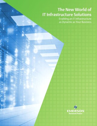 The New World of IT Infrastructure Solutions