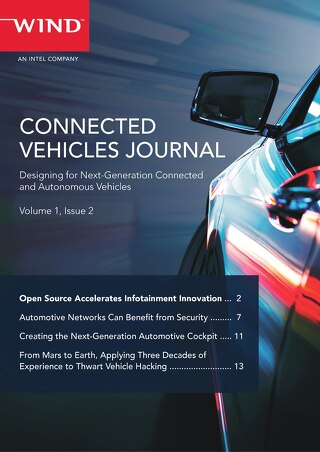 Connected Vehicles Journal - Volume 1, Issue 2