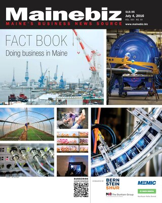 Fact Book: Doing Business in Maine 2016