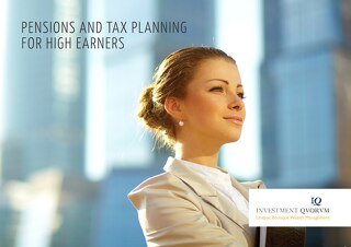 Pensions and Tax Planning