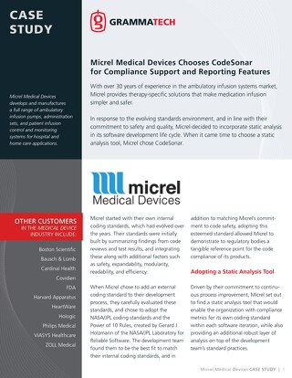 Micrel Medical