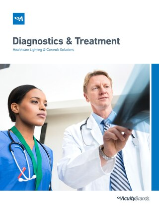 Diagnostics & Treatment Healthcare Lighting & Controls Solutions Guide