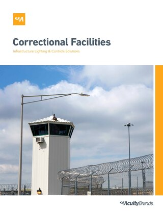Correctional Facilities Lighting Solutions Guide