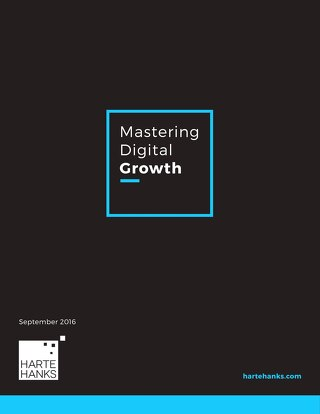 Mastering Digital Growth
