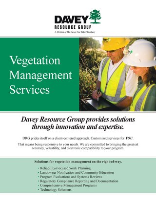 Vegetation Management Services | Davey Resource Group