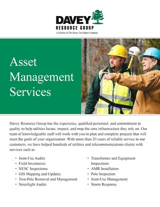Asset Management Services | Davey Resource Group