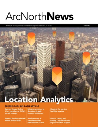 Volume 16 No. 2 - Location Analytics (Fall 2013)