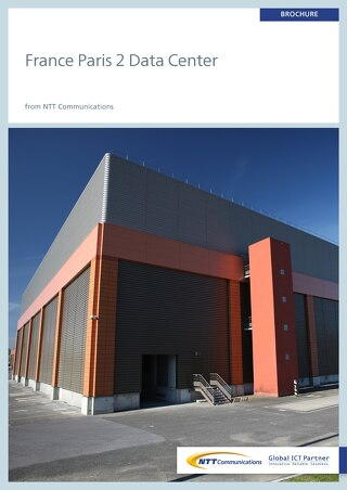 France Paris 2 Data Center Brochure