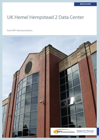 UK Hemel Hempstead 2 Data Center Brochure