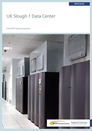 UK Slough 1 Data Center Brochure