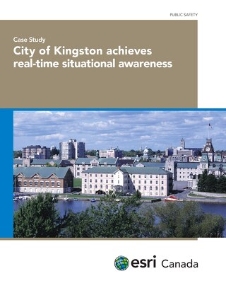 City of Kingston achieves real-time situational awareness