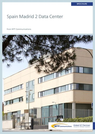 Spain Madrid 2 Data Center Brochure