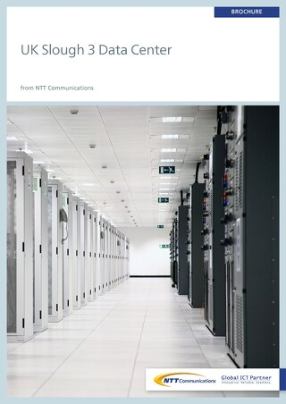 UK Slough 3 Data Center Brochure