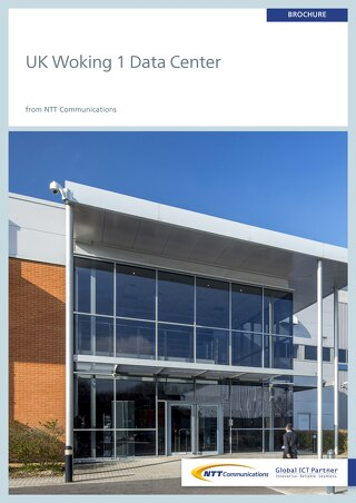 UK Woking 1 Data Center Brochure