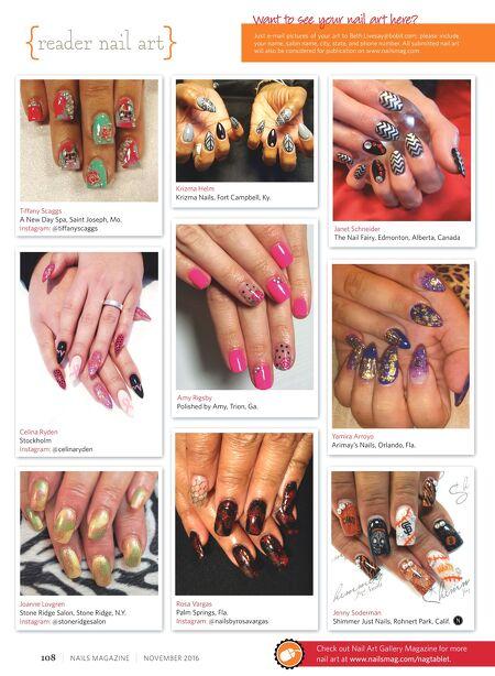 Nails Magazine Nov 2016