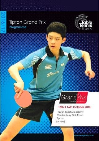 Tipton Grand Prix 2016