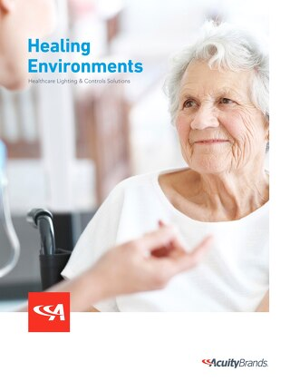 Future Healing Environments - Healthcare Lighting & Controls Solutions