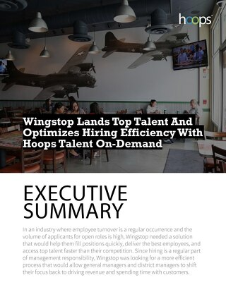 Case Study - Wingstop